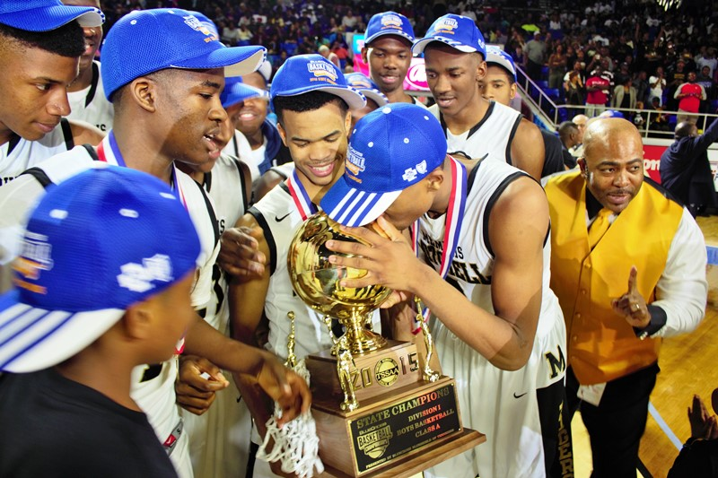 Mitchell High Made It Back To Back State Championships