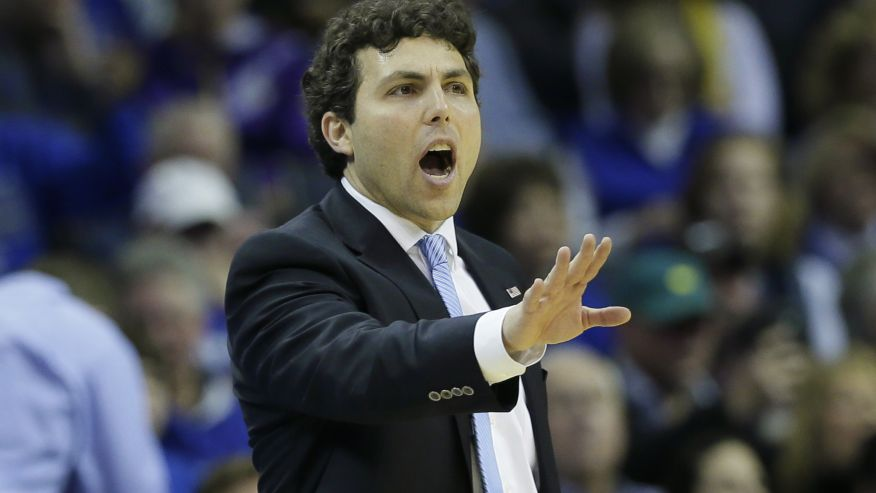 Memphis Head Coach (Josh Pastner)