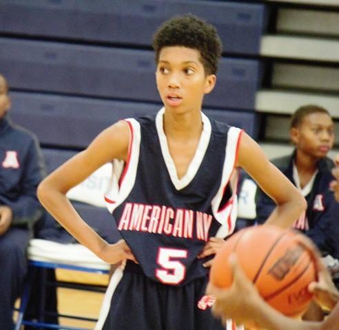 Jalen Brown (Memphis Wildcats/Team Penny)