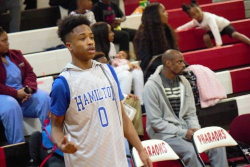 Jordan Johnson- Hamilton High School
